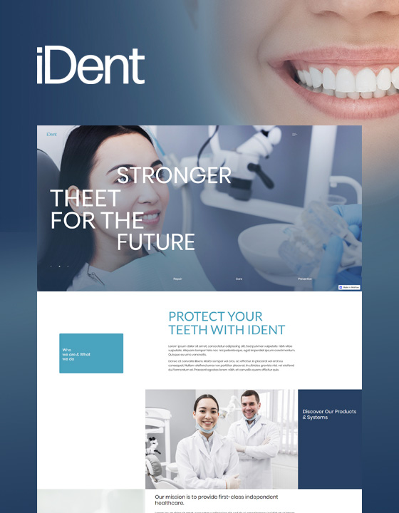 iDent Template